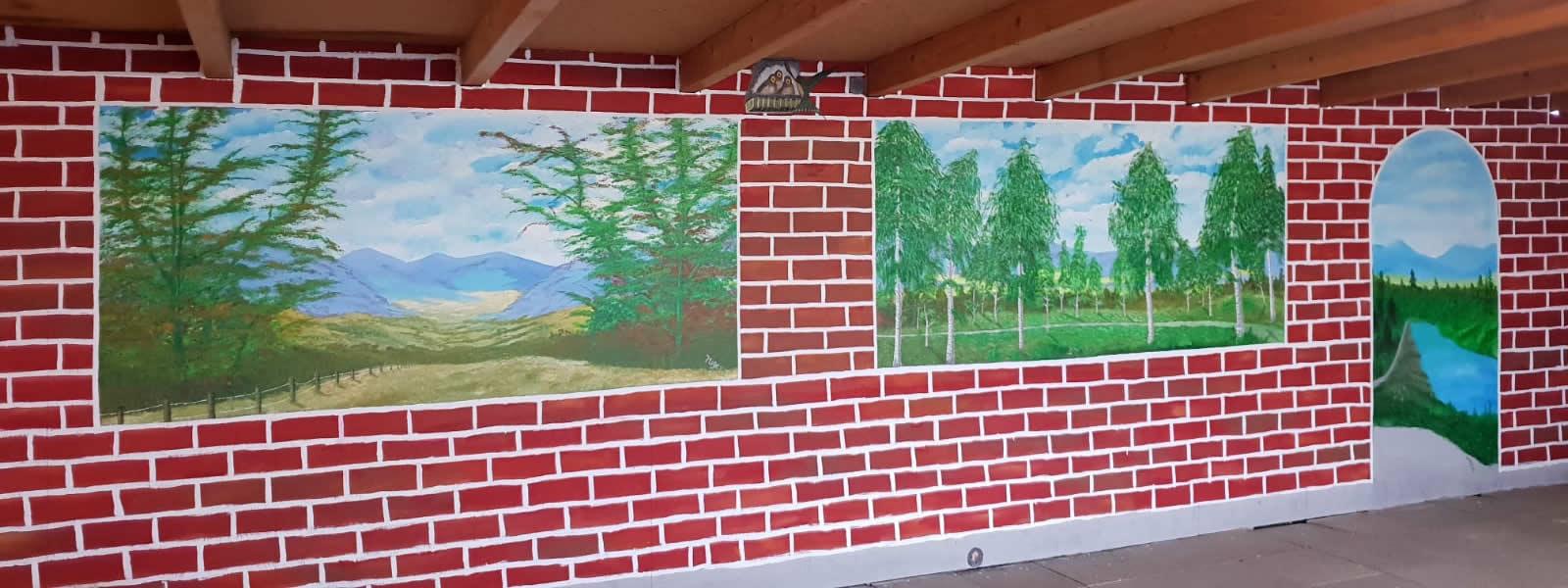Kunst am Beeker Hof – Kunst bei PUR-Lintorf